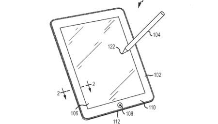 iPad, bút cảm ứng, Apple