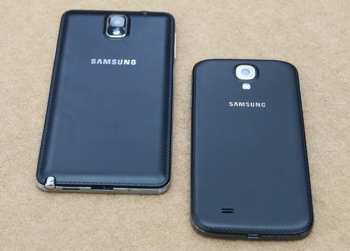 Galaxy S4 Black Edition mang phong cách giống Galaxy Note 3.