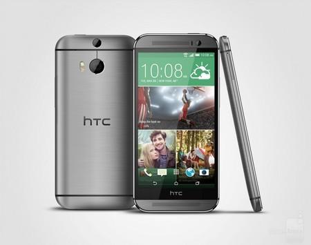 HTC One M8 có thiết kế tương đồng với HTC One trước đây