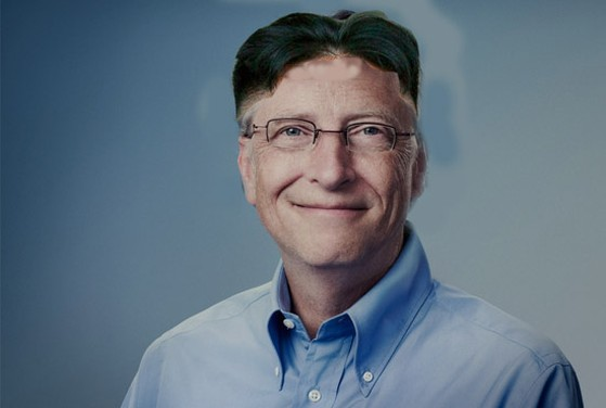 Đến lượt dân công nghệ, Bill Gates trông thật bảnh với kiểu tóc Kim Jong-un?
