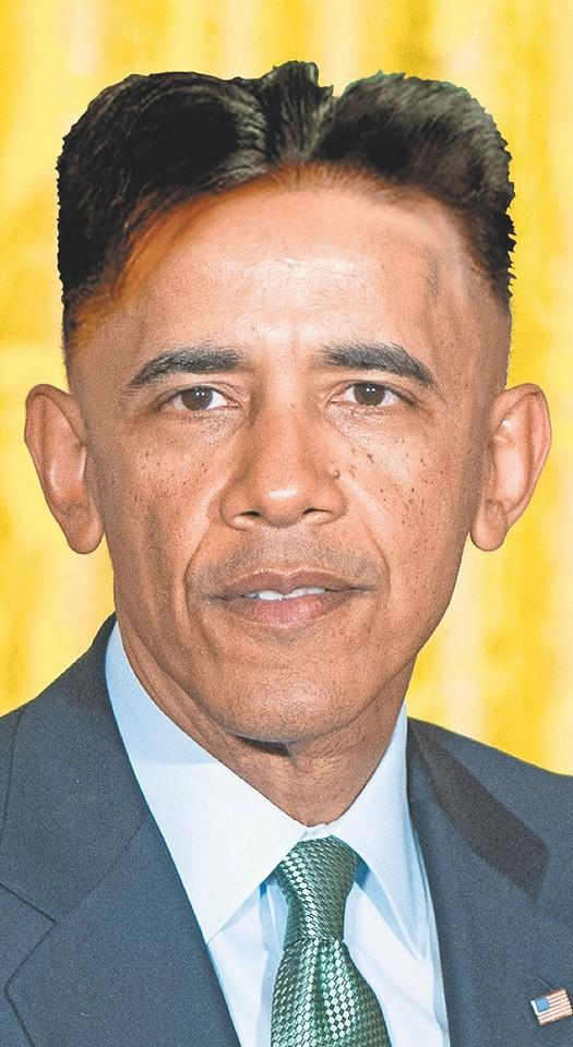 """Ngay cả Tổng thống Mỹ Barack Obama cũng không được """"tha""""."""