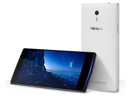"""Oppo Find 7 là một trong những smartphone có cấu hình """"khủng"""" nhất hiện nay"""