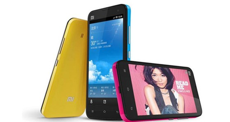Smartphone, giá rẻ, Xiaomi