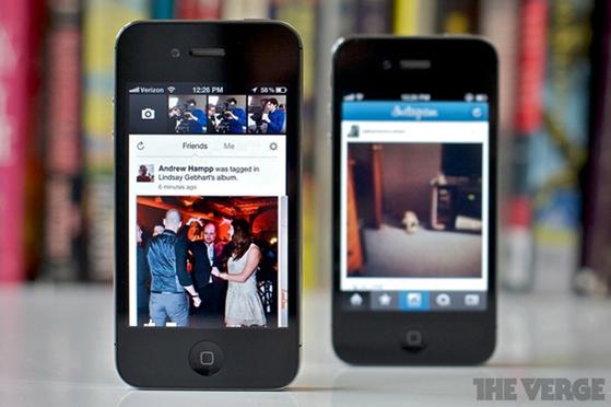 facebook poke, ứng dụng facebook trên iphone, instagram, snapchat