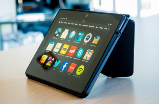 mazon Kindle Fire 7 HDX.