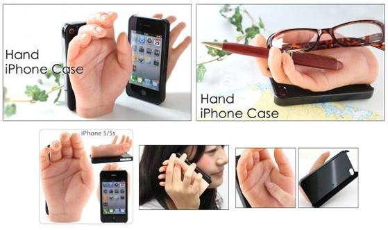 Top 10 vỏ case iPhone kỳ lạ nhất thế giới