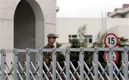 """Tòa nhà được cho là """"căn cứ"""" của """"quân đoàn hacker bí ẩn"""" tại thành phố Thượng Hải"""