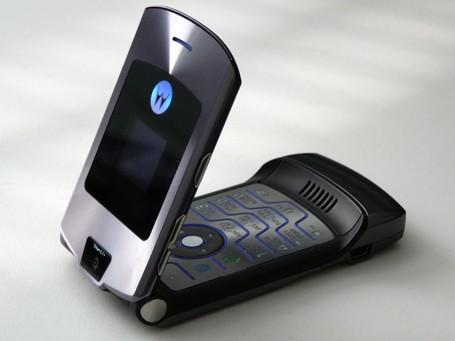 Motorola V3 - Huyền thoại một thời của làng điện thoại di động.