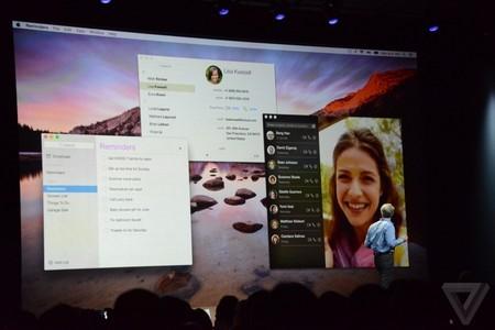Giao diện trên OS X 10.10