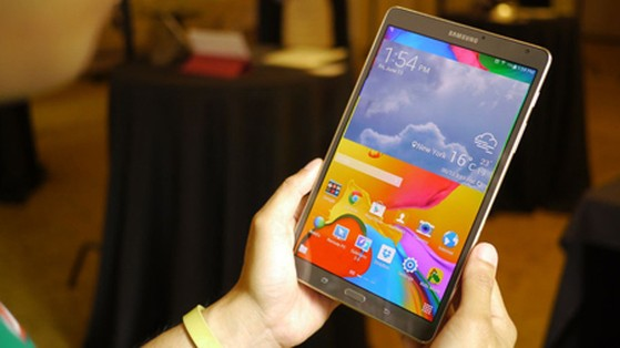 Samsung, Galaxy Tab S, tablet, Super AMOLED