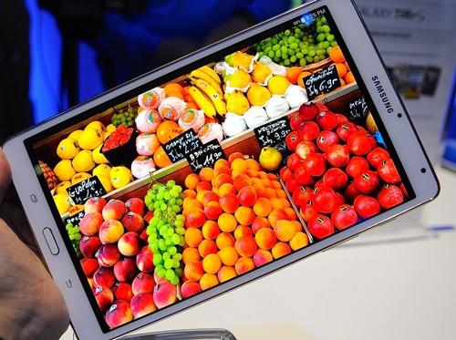 Samsung Galaxy Tab S.