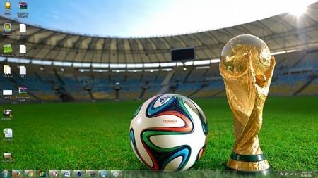 Bộ sưu tập giao diện World Cup cực đẹp mắt cho Windows và Android