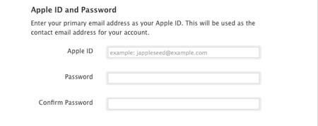 Ở mục Name, người dùng cần điền vào ô trống với Tên, tên lót và họ của mình