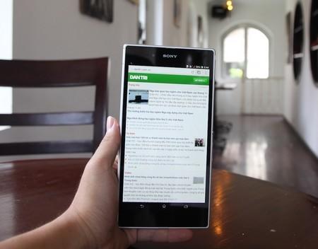 Sony Xperia Z Ultra chính hãng sẽ được bán ra thị trường từ ngày 9/8 tới.