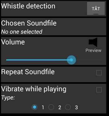 Video thử nghiệm của ứng dụng:
