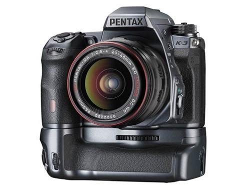 Pentax K3 Prestige Gunmetal Edition.