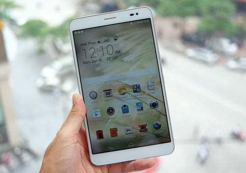 Huawei MediaPad X1.