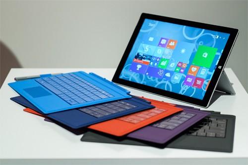 Microsoft Surface Pro 3.