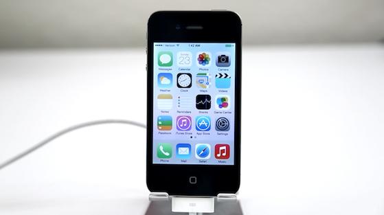 iPhone 4 chính hãng giảm giá nhẹ