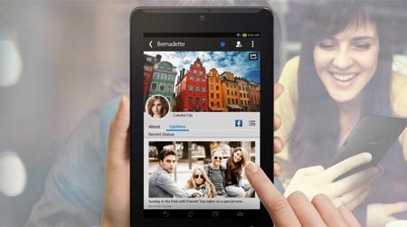 Asus FonePad 7 nghe gọi như smartphone