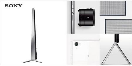 Hình ảnh những sản phẩm mới được Sony tiết lộ trong thư mời