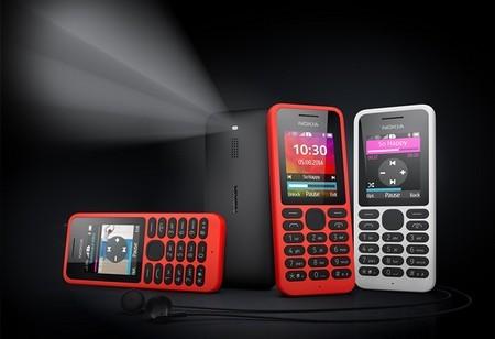 Nokia 130 nổi bật với khả năng nghe nhạc, xem video, trang bị đèn flash LED ở mặt sau