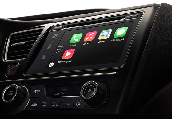 Carplay.