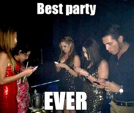 Bữa tiệc thời công nghệ