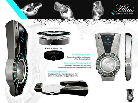 9 mẫu concept độc đáo sẽ sớm áp dụng trên các thiết bị di động