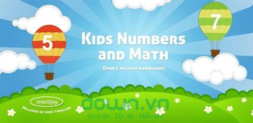 Những game, ứng dụng dành riêng cho bé