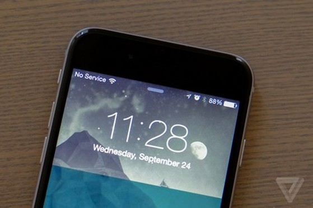 Nhiều người vẫn gặp phải lỗi trên phiên bản iOS 8.0.2 tương tự các phiên bản cũ trước đây