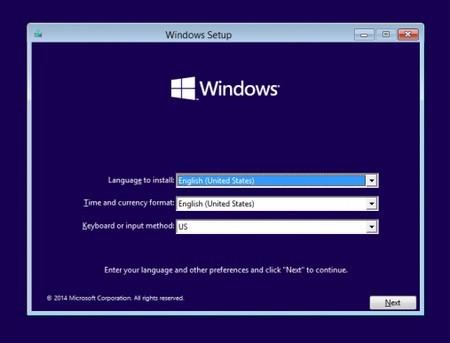 Thiết lập BIOS để khởi động từ USB