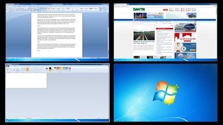 Mang những tính năng mới của Windows 10 lên phiên bản Windows cũ