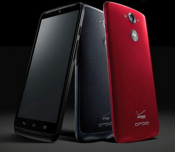 Motorola Droid Turbo, một đại diện trong phân khúc smartphone cao cấp 2015 - Ảnh: Twitter Motorola
