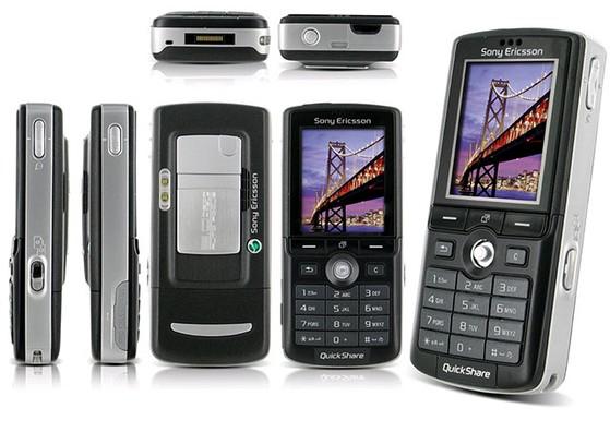 10 điện thoại biểu tượng thời