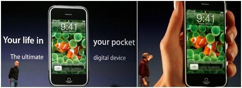 Các thiết bị của Apple luôn gắn liền với thời điểm 9:41.