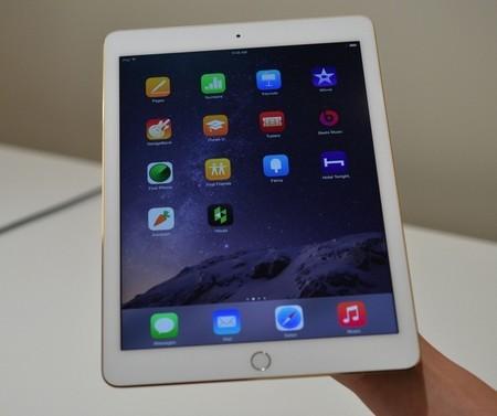 iPad Air 2 là máy tính bảng mỏng nhất thế giới hiện nay