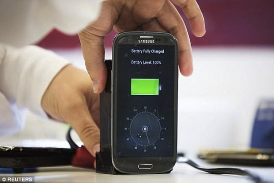pin điện thoại, sạc đầy trong 30 giây, sạc nhanh, công nghệ, StoreDot