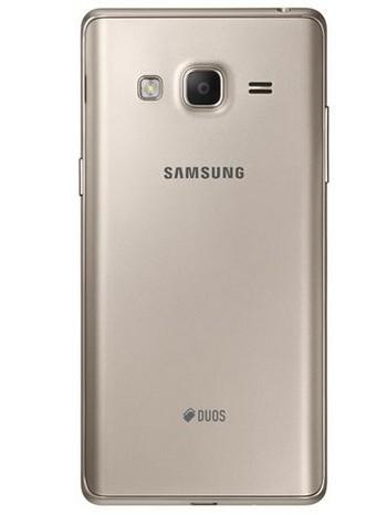 Mặt sau của sản phẩm có thiết kế khá giống với Galaxy Note 5