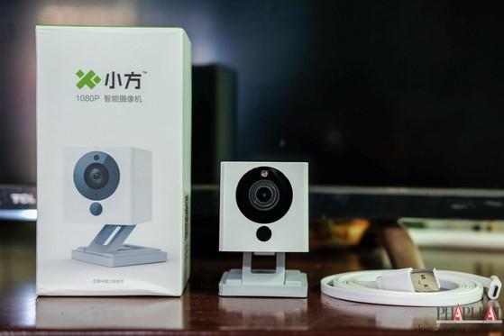'Mắt thần' giá rẻ giúp bạn giám sát nhà cửa từ xa