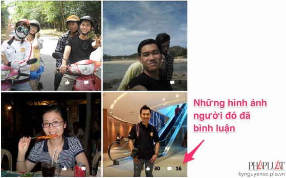Cách kiểm tra người yêu vừa Like hình ai trên Facebook
