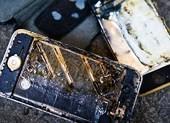 iPhone bất ngờ phát nổ khi thay pin