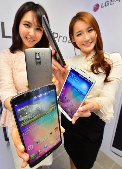 Phablet LG G Pro 2.