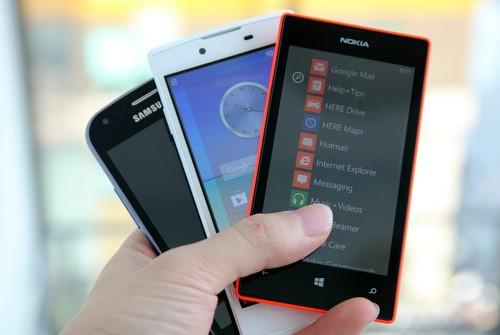 Smartphone giá rẻ tầm dưới 4 triệu đồng vẫn là dòng sản phẩm có mức tiêu thụ tốt ở Việt Nam thời gian qua.