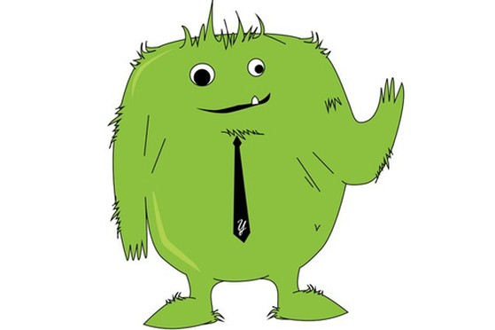 Yesware is all about yetis. The email productivity service designed the goofy green monster to represent the company's