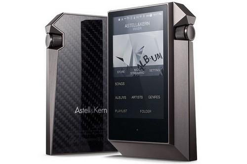 Astell & Kern AK240 cũng là mẫu máy chơi nhạc nhận được giải thiết kế Reddot Design 2014.
