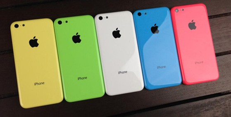 Apple, iPhone 5c, smartphone, tồn kho, Trung Quốc, Apple Insider, Galaxy S4