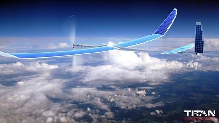Google đã nhanh tay hơn Facebook để sở hữu hãng sản xuất máy bay không người lái Titan Aerospace