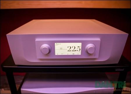 Argo Integrated amplifier.