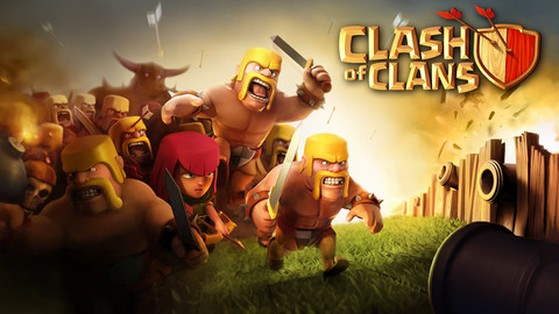 Clash of Clans, games, SuperCell